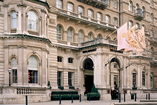 The Langham London cleaning